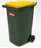 Waste Collection Bin 240L